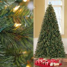 9 Ft Pre Lit Christmas Trees by Best 25 Artificial Prelit Christmas Trees Ideas On Pinterest