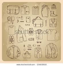 Mens Clothes Sketches Men Fashion And Accessories