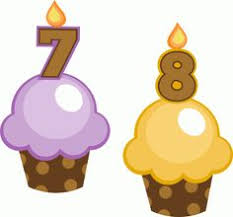 Birthday Candles SVG cut files for scrapbooking birthday svg files