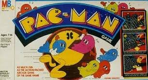 Ms Pac Man Board Games