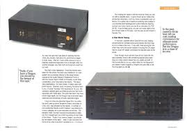 Nakamichi Tape Deck 2 by Slaying The Nakamichi Dragon Cassette Deck Toneaudio 2010
