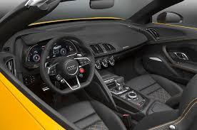 2017 Audi R8 V10 Spyder First Test Look and Listen Motor Trend