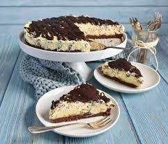 banana split torte ohne backen mix dich glücklich