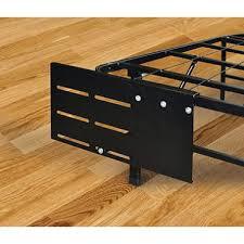 Bed Frame With Headboard And Footboard Brackets by Headboard Footboard Brackets For Classic Dream Metal Frame Sam U0027s