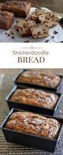 Pumpkin Spice Pudding Snickerdoodles by Snickerdoodle Bread Cinnamon Quick Bread Barbara Bakes