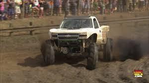 100 Diesel Mud Truck PELA Mega At Redneck Park YouTube