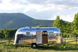 100 Restored Airstream Trailers 1954 Flying Cloud Travel Trailer