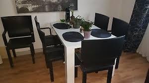tolle b b italia kult designer 6 stühle arcadia paolo piva