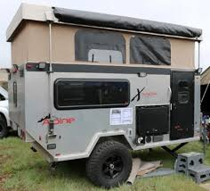 Exploring Wilderness Requires Adventurous Minds And Off Road Campers To Help You In Such Cargo Trailer CamperTent TrailersTravel