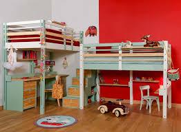 bureau d angle avec ag es mezzanine beds modulable mezzanine bed