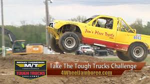 100 Tough Trucks Mickey Thompson Challenge Gearing Up For Exciting 2017