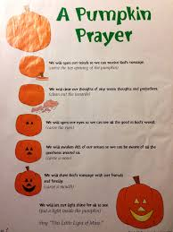 Spookley The Square Pumpkin Activities Pinterest by A Pumpkin Prayer Found This Sheet I Took Out Of An Old Pack O Fun