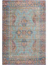 rug visconti turquoise teppich antike teppich günstig