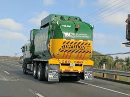 100 Wm Garbage Truck WM 81718 David Valenzuela Flickr