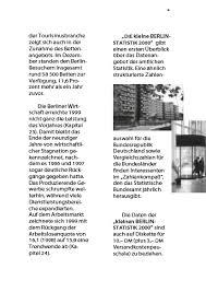 Berliner Kã Che Die Kleine Berlin Statistik 2000