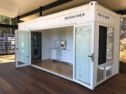 100 Shipping Container Guest House Noosa Hinterland Custom Designed Home With Pool