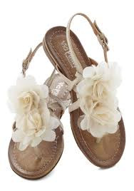 day by daydream sandal tan flower fairytale summer flat
