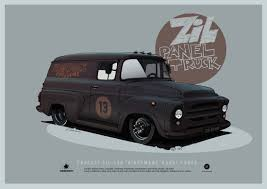 ArtStation - ZIL-130