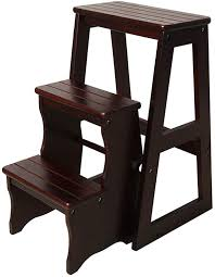 Step Stool Solid Wood Folding Chair 3 Step Stair Chair ... Indoor Chairs Folding Step Stool Chair Wooden Senarai Harga Hgf Ss 001ao Vtg Antique Wood Library And 50 Similar Items Diy Diy Cpbndkellarteam Cosco Rockford Series 2step Mahogany Ladder 225 Lb Load Capacity Type Ii Duty Rating Tideng Solid Wood 2 Household White Stair Thing Home Design Ideas Xtend Climb Ultra Light Weight Alinum With Handle