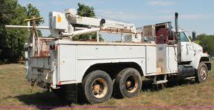 1975 GMC Brigadier Utility Service Truck | Item C2739 | SOLD...