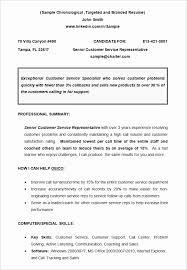 chronological resume format inspirational chronological