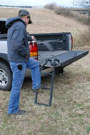 RV.Net Open Roads Forum: Truck Tailgate Ladder - Anyone Tried This One?