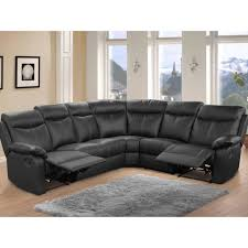canape angle relax cuir canapé d angle relax 7 places cuir vyctoire achat vente