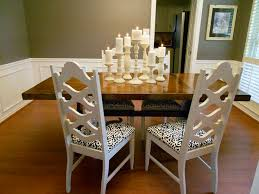 dining room table candle centerpiece ideas simple dining room