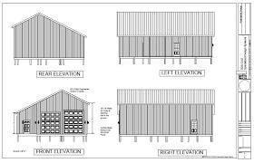 rv pole barn garage plans rv garage plans