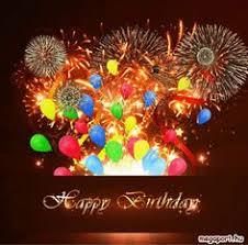 Happy Birthday Gif Fireworks Megaport Media