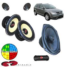 100 Best Truck Speakers DODGE JOURNEY 20092018 PREMIUM FRONT AND REAR SPEAKER PACKAGE