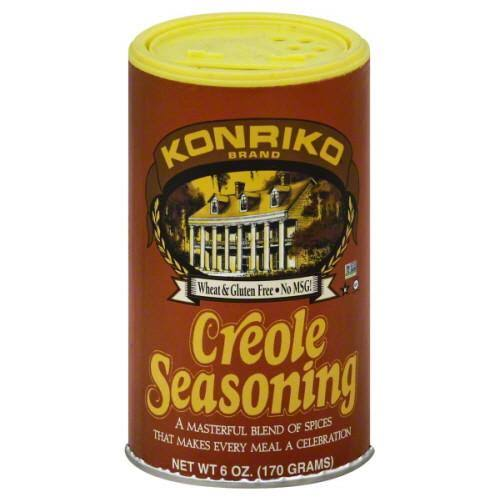 Konriko Creole Seasoning - 6oz
