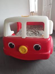 100 Step 2 Fire Truck Truck Toddler Bed In Crewe Cheshire Gumtree