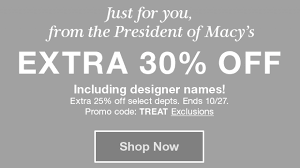 Macy's Coupon Code: Extra 30% Off Your Total Purchase Macys Promo Code For 30 Off November 2019 Lets You Go Shopping Till Drop Coupon Printable Coupons Db 2016 App Additional Savings New Customers 25 Off Promotional Codes Find In Store The Vitiman Shop Gettington Joshs Frogs Coupon Code Newlywed Discount Promo Save On Weighted Blankets Luggage Online Dell Everything Need To Know About Astro Gaming Grp Fly Discount