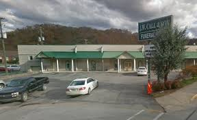 J W Call and Son Funeral Home Pikeville KY Funeral Zone
