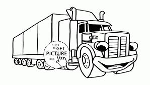 100 Old Semi Trucks 1414 Free Clipart 10