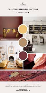interior design ideas following pantone s 2018 color trends