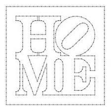 Home Free Printable String Art Patterns