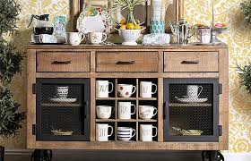 Coffee Bar How To Be Your Own Barista Overstock Com Throughout Furniture Inspirations 0