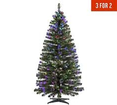 buy home 6ft fibre optic christmas tree green at argos co uk