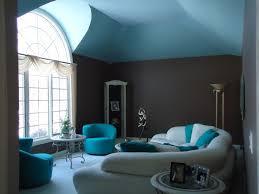 wandgestaltung in grau und türkis 25 farben ideen