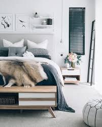 Modern Bedroom Decoration Prepossessing Ideas B Glamorous Design E Soft Grey Monochrome