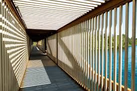 100 Rintala Eggertsson Architects Gallery Of Tintra Footbridge