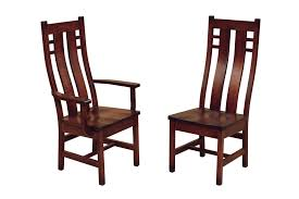 Amish Cascade Mission Chair From DutchCrafters Amish Furniture John Thomas Select Ding Mission Side Chair Fniture Barn Almanzo Barnwood Table Tapered Leg Black Base Amish Crafted Oak Room Set 1stopbedrooms Updating Style Chairs The Curators Collection Stickley Six Ellis A Original Sold Of 8 Arts Crafts 1905 Antique Craftsman Plans And With Urban Upholstered Rotmans Marbrisa Available At Jaxco
