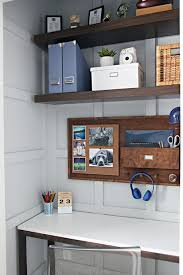 Corner Desk Organization Ideas by Best 25 Small Desk Areas Ideas On Pinterest Desk Nook Small