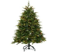 Lighted Spiral Christmas Tree Uk by Bethlehem Lights Decorations Trees Candles U2014 Qvc Com