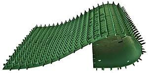 Bed Of Nails Acupressure Mat by The Swedish Acupressure Spike Mat Faithful To Nature Natural And