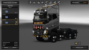 VOLVO FH 2013 MONSTER TRUCK 1.22 Mod -Euro Truck Simulator 2 Mods