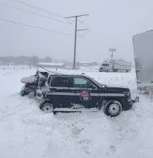 100 Wisconsin Sport Trucks Winter Storm Hits With A Vengeance Monroe County Herald