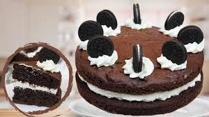 cookies and cake dunkler schokoladenkuchen mit